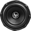 Audiopipe - Woofer - 600 W RMS - 1200 W PMPO - Black