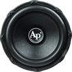 Audiopipe - Woofer - 800 W RMS - 1600 W PMPO - Black