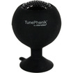 TunePhonik - Portable Mini Speaker for iPhone, iPad, and Android - Black - Black