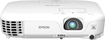 Epson - PowerLite Home Cinema 500 Silver Edition 3LCD SVGA Home Theater Projector - White