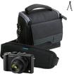 USA Gear - Lightweight Portable Travel Camera Bag for Nikon & More Digital Cameras