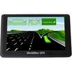 "TeleType - WorldNav 5300 High Resolution 5"" Truck GPS Plus FREE Leather Case - Multi"