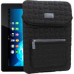 "USA Gear - FlexARMOR X Carrying Case (Sleeve) for 9.7"" Tablet - Textured"