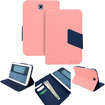 GreatShield - VANTAGE POP Series Leather Stand Case with Auto Sleep/Wake function for Samsung Galaxy Note 8.0 - Blue, Pink