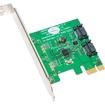 SYBA Multimedia - SATA III 2 Internal 6Gbps Ports PCI-e Controller Card