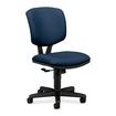 HON - 5701GA90T Volt Series Task Chair Polyester Navy Fabric - Blue