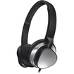 Creative Labs - Premium Over Ear Headset for Music and Calls - Black - Black