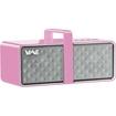 Hercules - 4 W Home Audio Speaker System - Wireless Speaker(s) - Pink, White