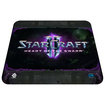 SteelSeries - QcK StarCraft II HotS Logo Edition - Black - Black