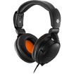 SteelSeries - 5Hv3 Over-the-Ear Gaming Headset - Black/Orange - Black/Orange