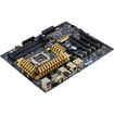 Elitegroup - Black Extreme Desktop Motherboard - Intel Z77 Express Chipset - Socket H2 LGA-1155