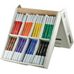 Prang - Prang Washable Classpack Markers - Conical Marker Point - 96 / Pack