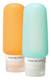 Travelon - Travelon ~ Smart Tubes Twin Pack 3oz Capacity