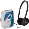 Craig - Personal AM/FM Stereo Radio Cassette Player with Headphones