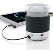 Brookstone - Mobile Mini Speaker with Rubber Tech-Grip Casing