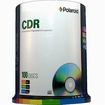 Polaroid - Polaroid ~ 52x 80min Data CD-R 100 Pack/Spindle (No Cases)