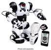 WowWee - Robosapien X Remote-Controlled Robot - White/Black