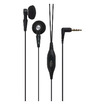 Wireless Solutions - 3.5mm Stereo Earbud Headset with 3.5mm connector
