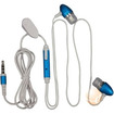 eForCity - Stereo Headset w/On Off for Kindle Fire HD 7 2nd Gen/Kindle Fire HDX 7/Kindle Fire HDX 8.9 - Blue, White - Blue, White