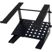 Seismic Audio - Table Top or Desk Laptop Stand with Shelf - Height and Width Adjustable