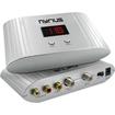 Nyrius - Universal Channel RF Signal Modulator A/V Convertor - Silver