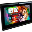 "Axess - 4 GB Tablet - 7"" - Wireless LAN - Allwinner Cortex A8 A13 1.20 GHz - Black"