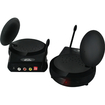 Nyrius - 5.8GHz 6 Channel Wireless Audio/Video Sender (2 Pack)