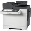 Lexmark - Laser Multifunction Printer - Color - Plain Paper Print - Desktop