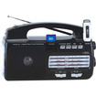 Supersonic - 4 Band AM/FM/SW1-2 Portable Radio