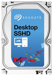 "Seagate - 1 TB 3.5"" Internal Hybrid Hard Drive - 8 GB SSD Cache Capacity - Multi"
