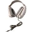 Califone - Oh-1V Califone Binaural Headset - Beige, Light Gray