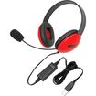 Califone - 2800Rd-USB Stereo Headphone
