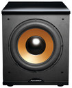 "BIC America - 12"" 500W Powered Subwoofer - Black"