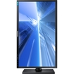 "Samsung - 27"" LED LCD Monitor - 16:9 - 4 ms - Matte Black"