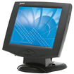 "3M - MicroTouch 15"" LCD Touchscreen Monitor - Black"