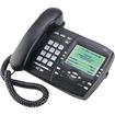 Aastra - Single Line Analog Speakerphone with Mute Option - Charcoal