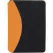 GreatShield - Lean Series Ultra Thin Wireless Bluetooth Keyboard Leather Folio Case with Stand for Apple iPad Air - Orange
