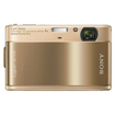 Sony - Cyber-shot 10.2 Megapixel Compact Camera - Gold