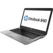 "HP - EliteBook 840 G1 14"" Laptop - Intel Core i7 - 8GB Memory - 500GB Hard Drive - Black"