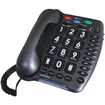 Sonic Alert - Amplified Ultra Corded Telephone AmpliPOWER60