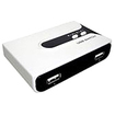 Linxcel - USB 2.0 Cross-over 2 to 2 Sharing Switch - White