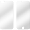 DrHotDeal - For iPhone 5 5S Glossy Transparent Double-Sided Front Back Screen Guard Protectors Films - Transparent