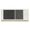TPI - 4300 Series Low Profile Fan Forced Wall Heater - With Wall Box - Ivory