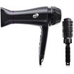 T3 - Featherweight - Ionic Hair Dryer - Tourmaline Ceramic Heat Element - 9 ft Cord - 2 Year Warranty