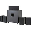Monoprice - Premium 5.1-Ch. Home Theater System with Subwoofer