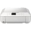 Canon - Pixma Inkjet Multifunction Printer - Color - Photo Print - Desktop - White