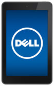"Dell - Venue 7 7"" Tablet with Intel® - 16GB - Black"