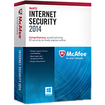 McAfee - Internet Security 2014 - Subscription Package - 1 PC