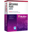 McAfee - AntiVirus Plus 2014 - Subscription Package - 1 PC