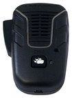 Uniden - Noise-Canceling Wireless Microphone - Grey/Black/Chrome